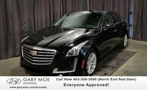 2017 Cadillac CTS W/ BACK UP CAMERA/ SENSOR, LEATHER INTERIOR, H