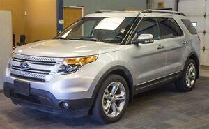 2013 Ford Explorer Limited *Leather *Remote Start *7 Passenger *