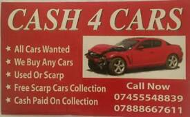 Sell your used cars now and wanted all scarp cars free collection