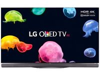 "Brand New LG OLED65E6V Smart 3D 4k Ultra HD HDR 65"" OLED TV - Silver + Free Delivery Nationwide"