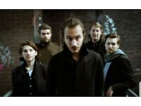 OFFERS...Editors Tickets x 2 Manchester Cathedral 5th March 2018