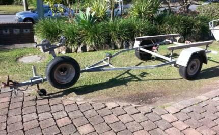 Boat trailer to suit 10ft to 13ft boat Tweed Heads 2485 Tweed Heads Area Preview