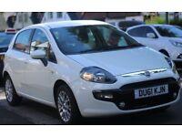 Fiat Punto Evo 1.2 8v MyLife low mileage cheap insurance