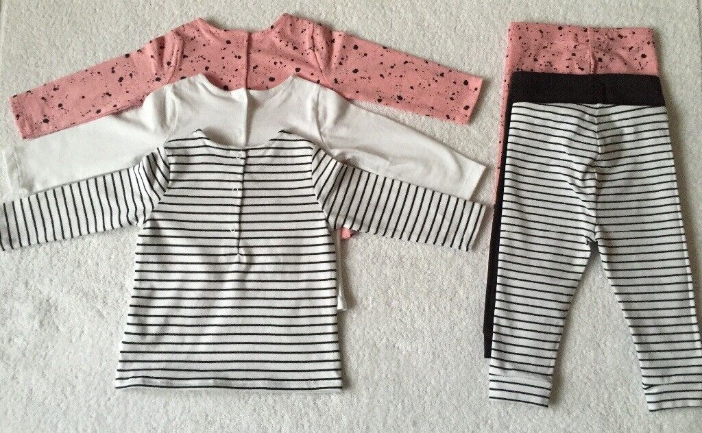 3ea94522e BNWT Next Baby Girl Leggings & Tops 9 - 12 Months   in Dundee ...
