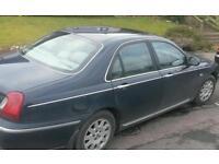 Rover 75 turbo diesel 2003 247,000 miles Spares or Repair