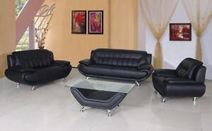 4PCS SOFA SET WITH FREE COFFEE TABLE LOWEST PRICES $899 LOWEST PRICE IN ONTARIO