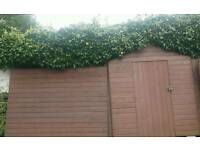 **8x6 APEX ROOF SHED**