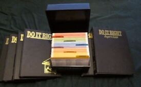 Do It Right (A DIY Book Set Complete)