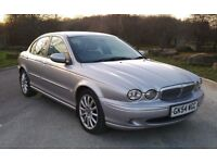 Jaguar X-Type 2.0 CLASSIC D Saloon 4dr Diesel Manual