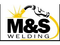 M&S welding specialist .....welder fabricators