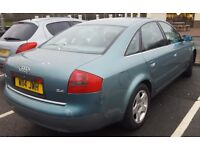 Audi A6 2.4 SE AUTO 46000 Miles
