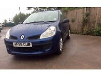 Renault Clio Expression 1.2 ideal first car