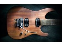 Warmoth USA Custom Soloist (Jackson / Charvel bodystyle)