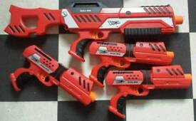 Nerf vapor delta 250 and 500