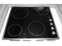 BOSCH ELECTRIC CERAMIC HOB (model:-PKE615C01E)