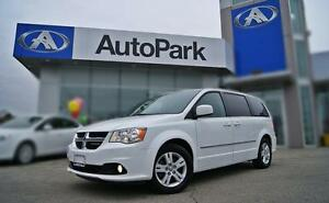 2015 Dodge Grand Caravan Crew NAV|DVD|SUNROOF|PWR DOORS