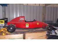 Miniature Formula 1 Go Kart 50cc engine