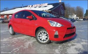 2014 Toyota Prius C Hybrid Synergy Drive