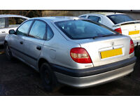 2003 Toyota Avensis 1.8 breaking for parts