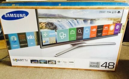 "Samsung ""50"" inches 3D LED Smart Youtube APPS Full HD Wifi TV in Box"