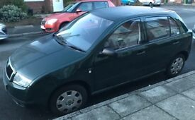 Skoda Fabia MK1 1.4 MPI for sale, spares and repairs.