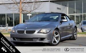 2008 BMW 650 *CONVERTIBLE*