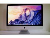 iMac 2010 27'' 3.2Ghz i3 4GB 1TB - Shoreditch Based Shop