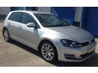 VW GT TDI DSG 2.0 GOLF 2013(63)
