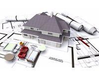 Architectural Services, Plans, Approvals, Building Control