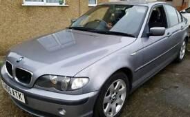 Excellent BMW 320D 2005, Grey, Diesel, 4 Door Saloon