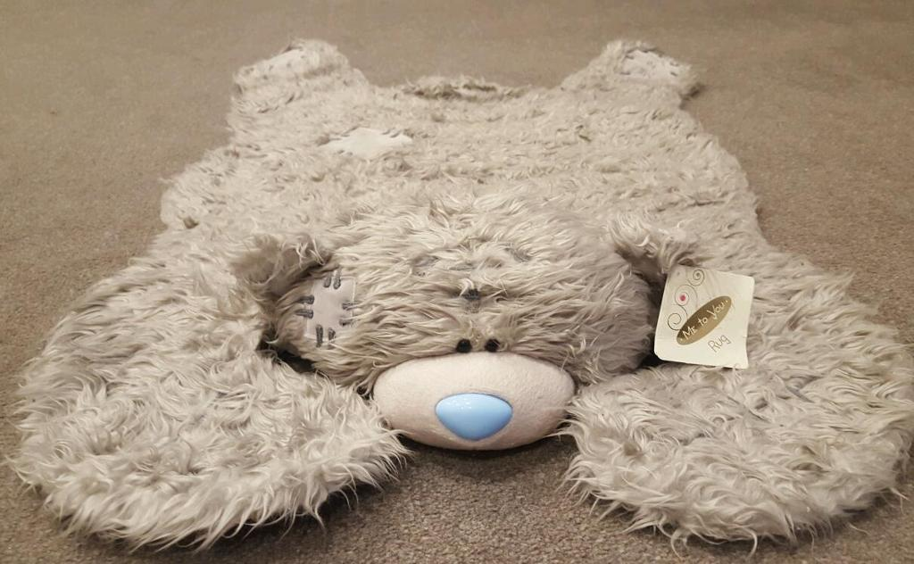 Superior Me To You Tatty Teddy Bear Rug In Bournemouth Dorset Gumtree