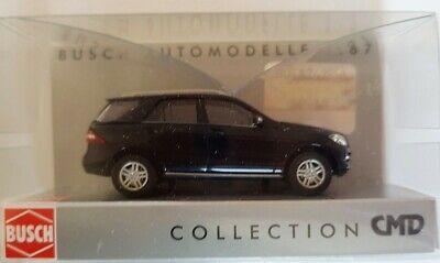Busch 89138-1//87//h0 Mercedes-Benz Clase C Avantgarde-negro-nuevo