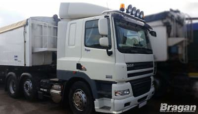 To Fit Pre 2014 DAF CF Day Standard Sleeper Cab Steel Roof Light Bar Truck Lorry