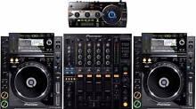 FULL DJ SETUP - CDJ2000 x 2, DJM800 x 1, RMX1000 x 1 + ROADCASE Red Hill Brisbane North West Preview