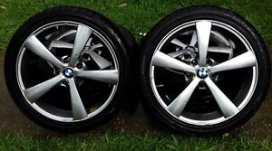 BMW RIMS AND TYRES 235 40 R18 Coburg Moreland Area Preview