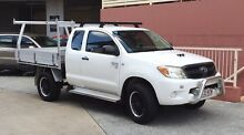 2007 Hilux 4x4 Xtra cab 3.0L TD Woolloongabba Brisbane South West Preview