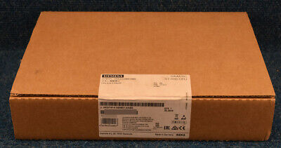 New Sealed Siemens 6es7 414-3em07-0ab0 Fs 02 Simatic S7 Cpu 414-3 Pndp Centra