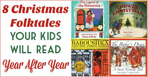 8 Christmas Folktales Your Kids Will Read Year After Year