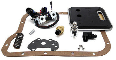 Gas Solenoid Kit - Dodge Truck Transmission Solenoid Upgrade Kit 5.9L Gas & Diesel 2000 UP (21450)*
