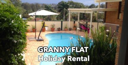 Holiday Rental GRANNY FLAT (Sml PET OK)