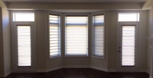CUSTOM BLINDS SHUTTERS ETC! *WHOLESALE PRICES!*