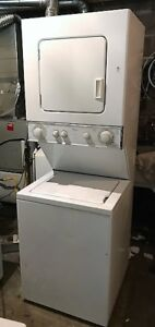 Stackable  Washer & Dryer Whirlpool Warranty Delivery Available
