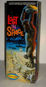 Lost in space / Cyclops / Polar lights / model kit