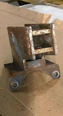 Drawbar Hitch L3800 Kubota Tractor Original Oem Part Draw Bar Frame