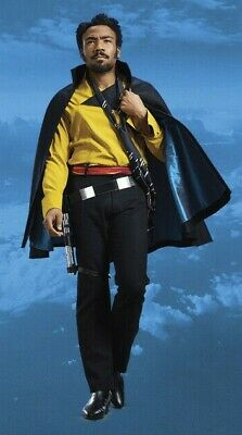 STAR WARS: SOLO LANDO CALRISSIAN REPLICA CAPE (2XL) COSPLAY ()