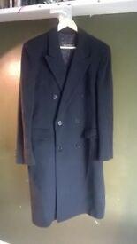 Vintage wool Yves saint Laurent overcoat