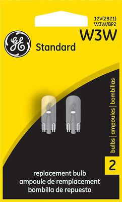 Standard Lamp Twin Blister Pack fits 1992-2009 Volvo V70 S80 960  GE LIGHTING