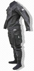 Diving Concepts tri-lam dry suit