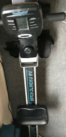 Infinite Air Magnetic Rower