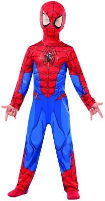 Ultimate Spider-Man Classic MARVEL Kostüm Kinder Fasching Superheld